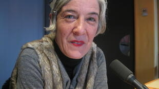Carmen Arrabal en RFI.
